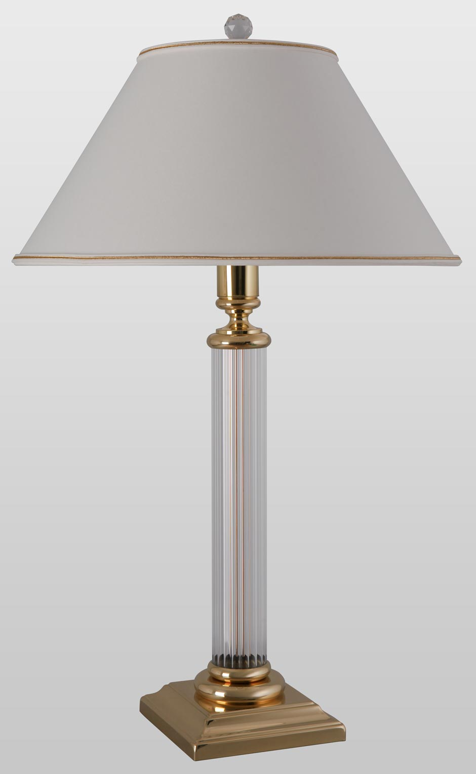 Lubigny lampe de table. Le Dauphin.