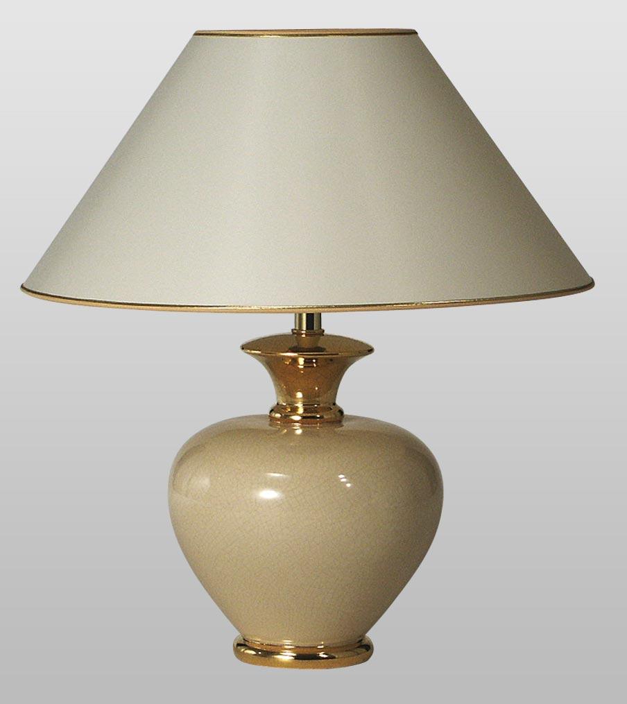 Pinta Champagne lampe de table. Le Dauphin.