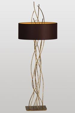 Sarana or lampadaire. Le Dauphin.