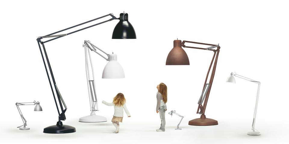 lampadaire geant