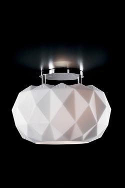 Plafonnier Deluxe esprit origami . Leucos.