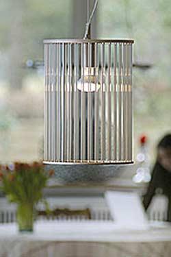 Stilio Uno 180 - suspension PM. Licht Im Raum.
