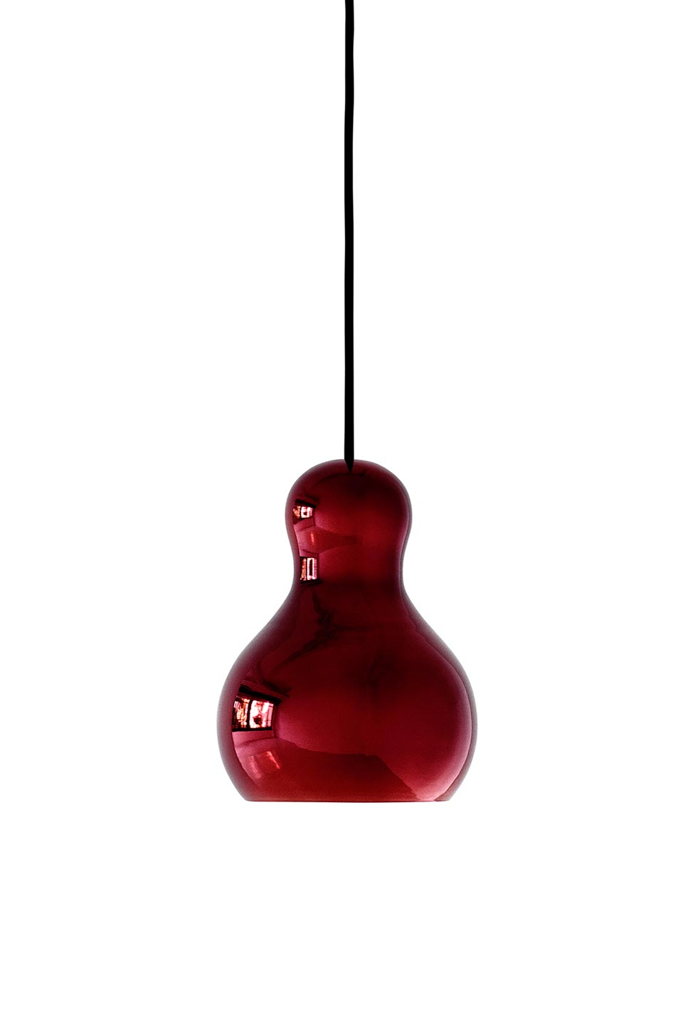 Calabash suspension PM rouge. Light Years.