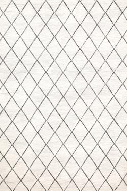 Tapis Transform Blanc Ligne Pure Tapis Contemporains Fabriqués à