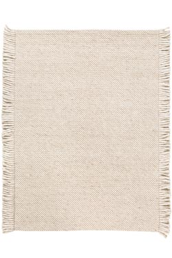 Tapis Transform Beige Avec Franges Ligne Pure Tapis Contemporains Fabriqu S La Main R F