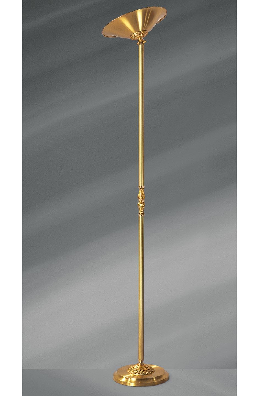 Lampadaire en bronze Louis XV . Lucien Gau.