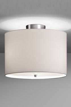 2121 grand plafonnier blanc et metal nickel satine contemporain tissu design 11010191P Résultat Supérieur 15 Frais Plafonnier Design Blanc Photos 2017 Kgit4
