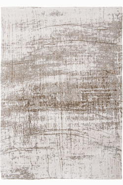 Tapis Cloud chenille taupe 80X150. MA Salgueiro.
