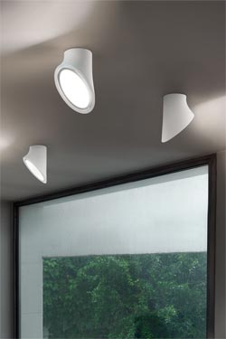 Ceiling light LED lighting up and down