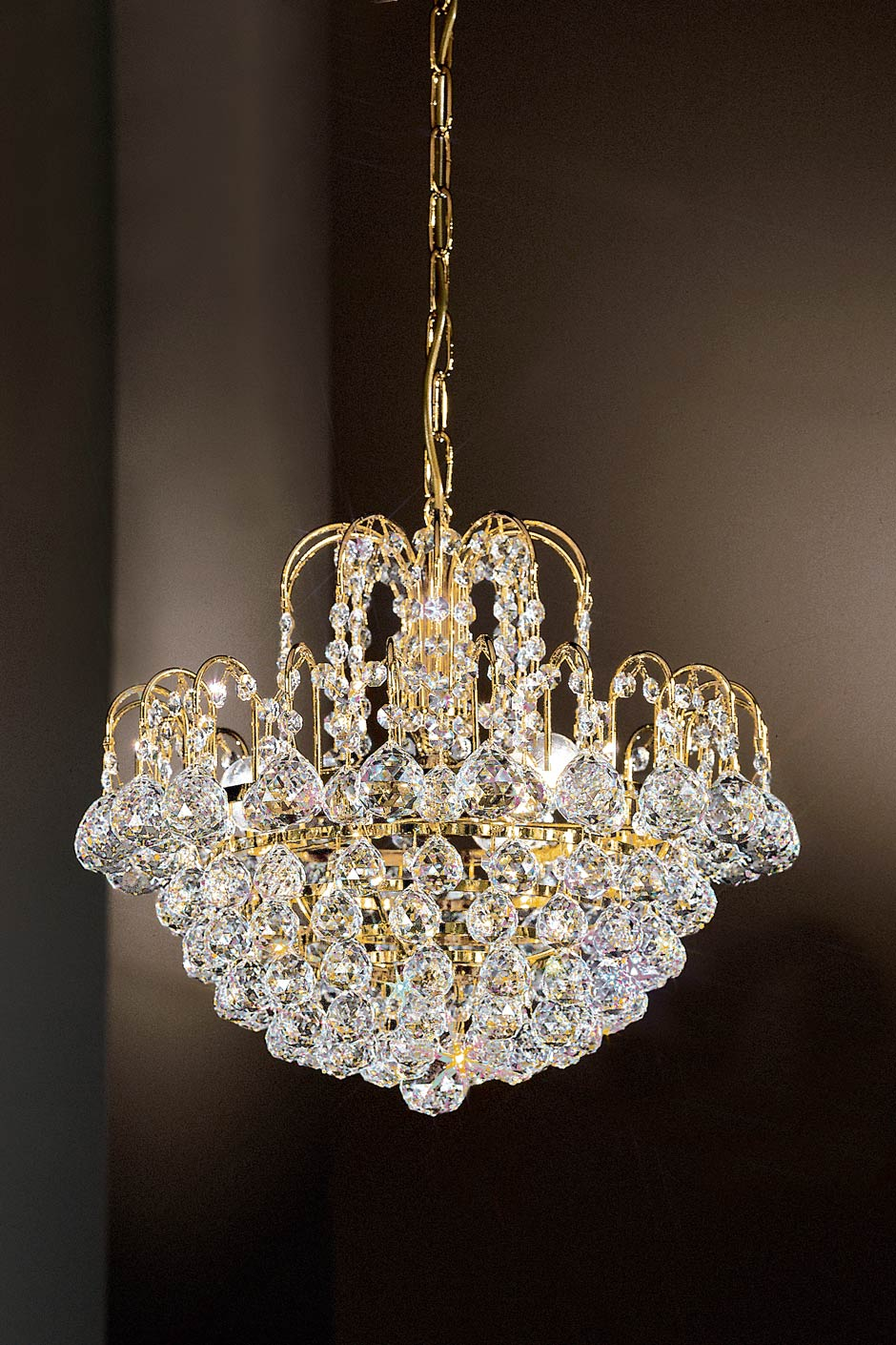 Crystal waterfall chandelier masiero murano and crystal crystal waterfall chandelier masiero aloadofball Gallery