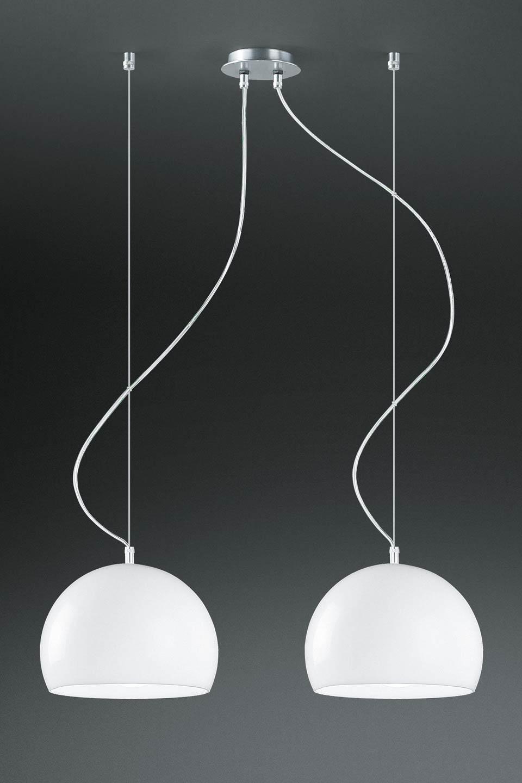 Suspension double for Suspension luminaire soldes