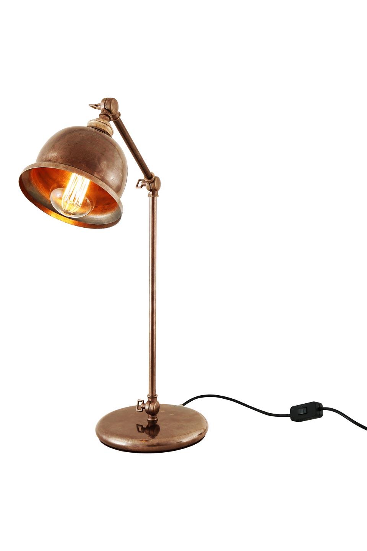 Dale lampe poser vintage mullan r f 16030231 - Lampe de bureau style industriel ...