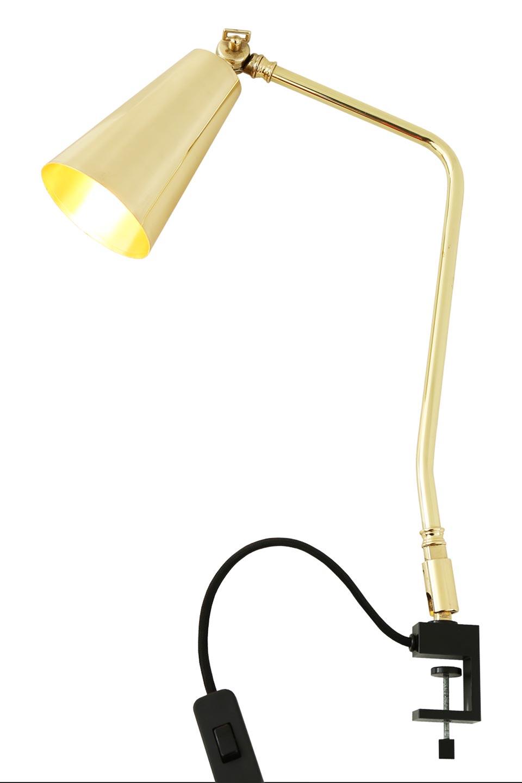Lampe de bureau articulée Georgetown. Mullan.