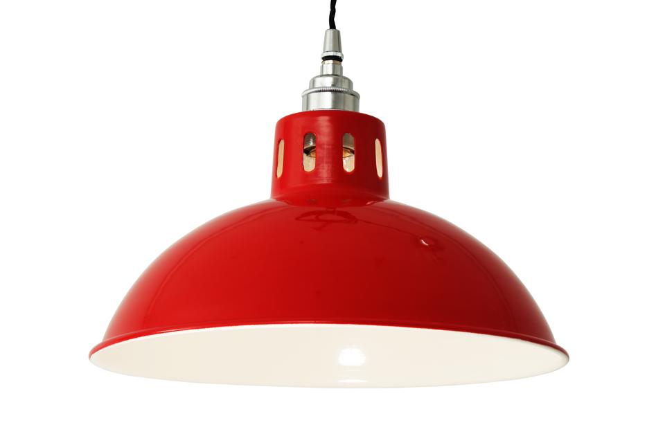 suspension rouge style industriel osson mullan r f 16050040. Black Bedroom Furniture Sets. Home Design Ideas