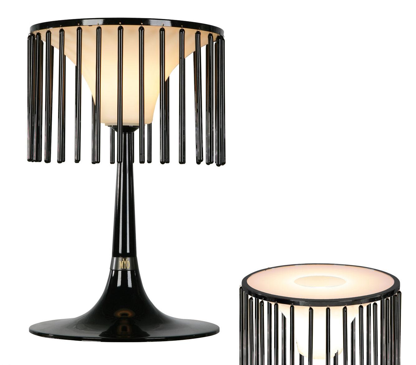 Cage lampe de table GM. Myo.