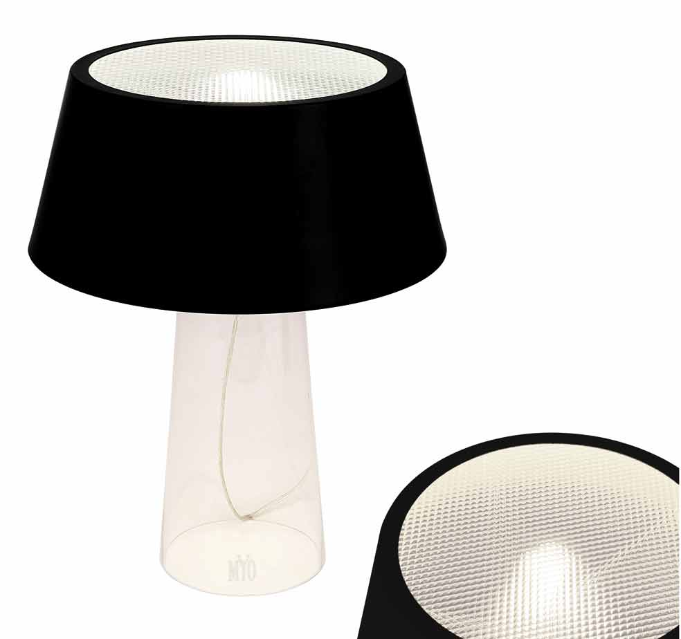 Vader lampe de table PM. Myo.