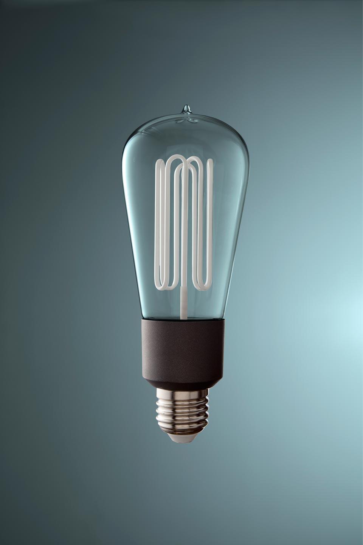 Ampoule fluo compacte 230V . Nautic by Tekna.