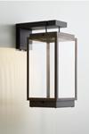 Blakes lanterne de table sur potence verre Rivuletta . Nautic by Tekna.