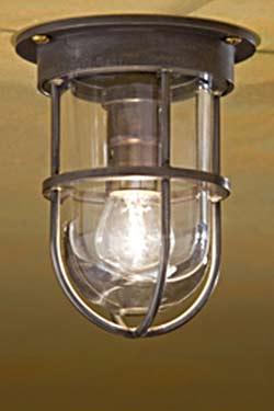 bounty ceiling 12v plafonnier de jardin en bronze antique industriel verre noir design exterieur 09110387P 5 Superbe Lampe Plafonnier Exterieur Shdy7