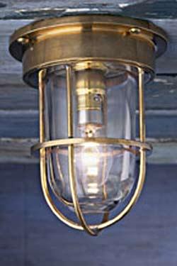 Bounty ceiling 12v plafonnier d 39 ext rieur bronze poli for Plafonnier exterieur terrasse