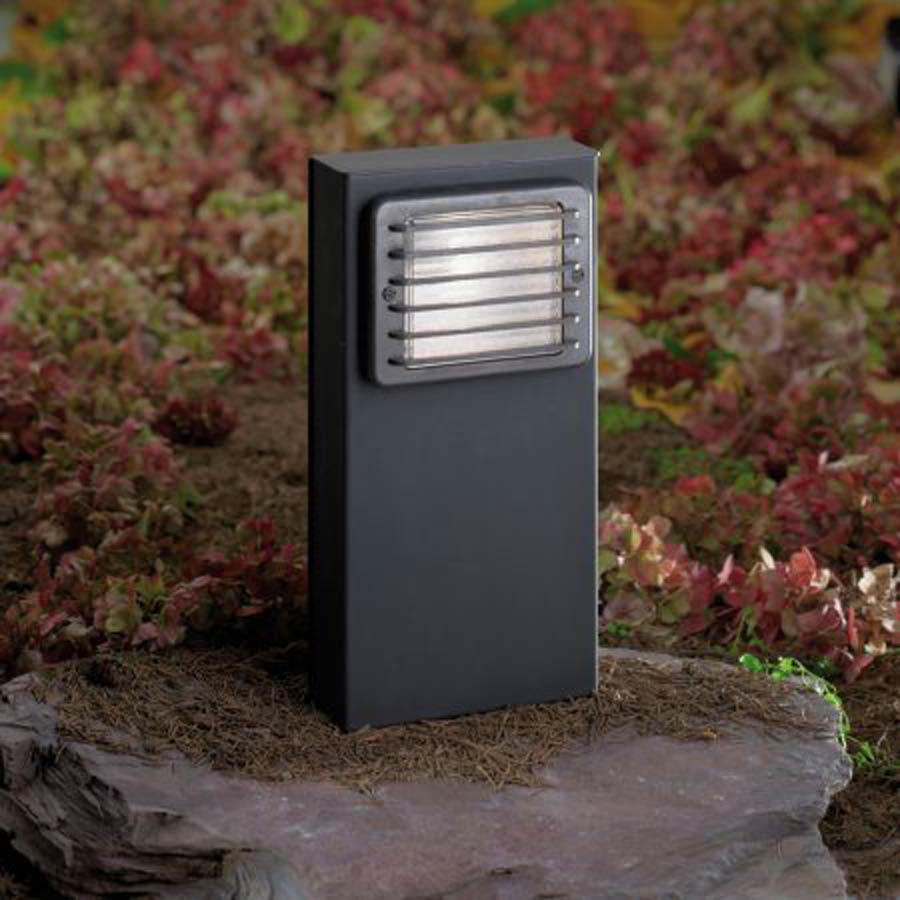 Country led clairage de jardin borne nautic by tekna for Luminaire exterieur balcon