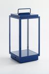 Blakes outdoor Navy blue table lantern . Nautic by Tekna.