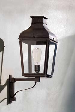 lanterne applique ext rieur bronze vieilli et fer forg nautic by tekna luminaires en bronze. Black Bedroom Furniture Sets. Home Design Ideas