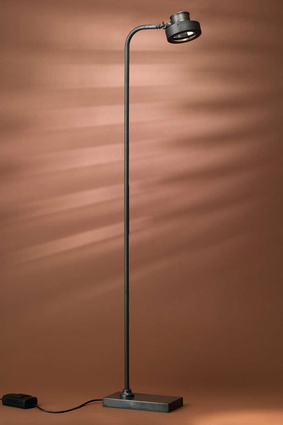 Lilley Max Floor lampadaire bronze. Nautic by Tekna.