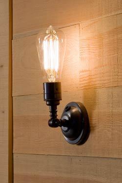 Thorn External Wall Lights : Thorne Pete antique bronze wall light - Nautic by Tekna - Classic Lighting Bronze Interierior ...