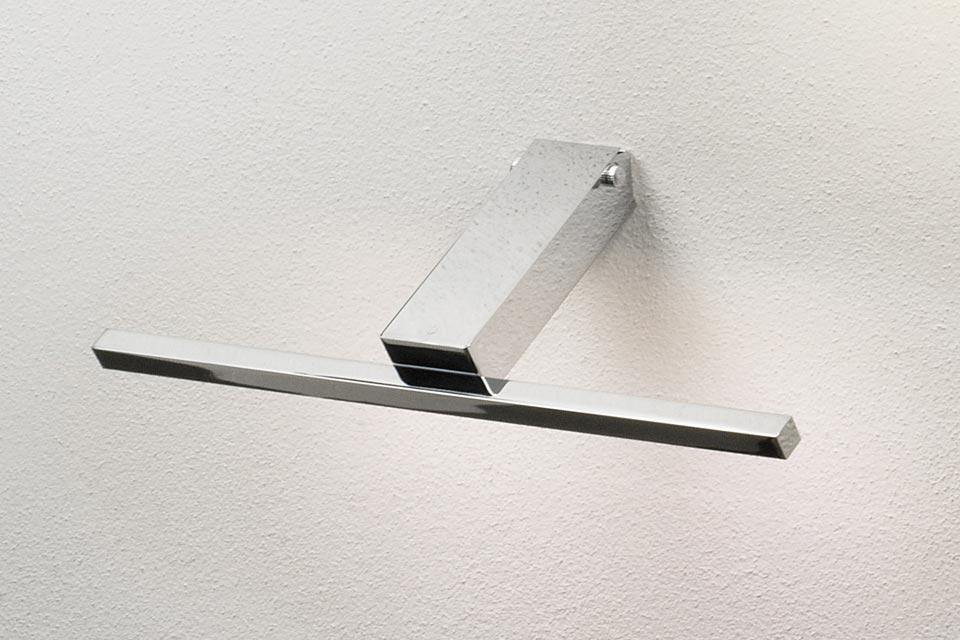 Applique pour tableau ou miroir  Led chromé 40cm