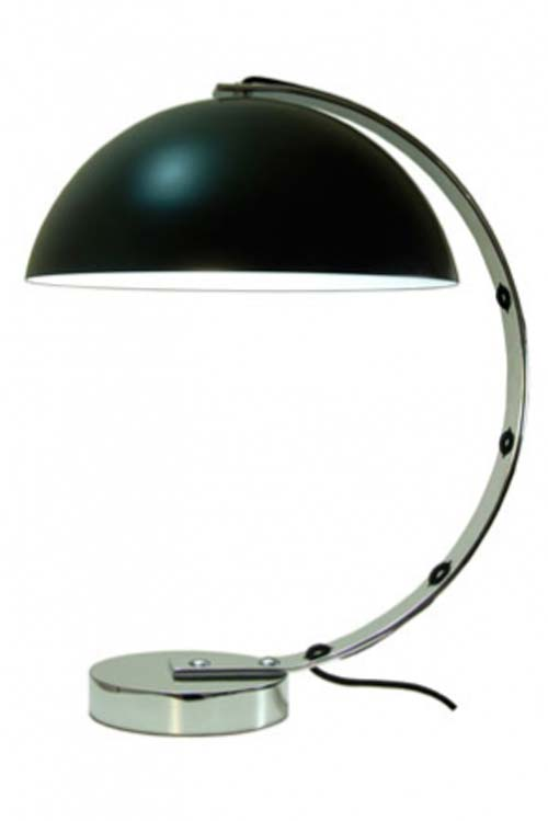 London lampe de bureau noire par original btc r f 11030136 for Lampe de bureau london