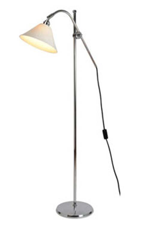 Task Ceramic lampadaire porcelaine naturel. Original BTC.
