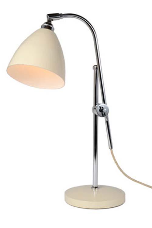 Task lampe de bureau cr me par original btc r f 11030079 - Lampe de bureau originale ...