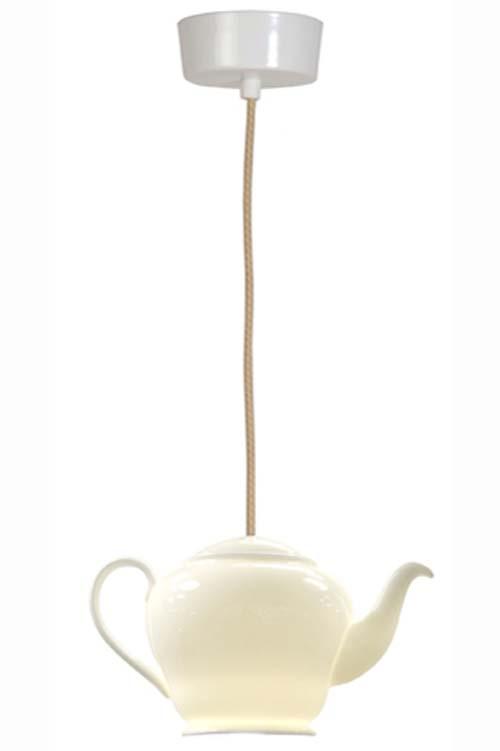 Teapot Three suspension. Original BTC.