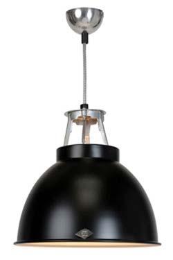 Titan suspension noire taille MM sans verre. Original BTC.
