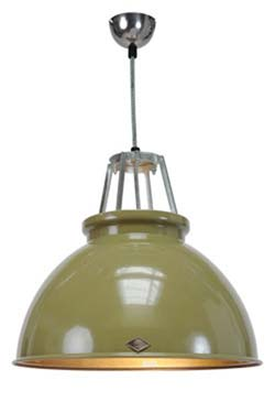 Titan suspension olive taille GM sans verre. Original BTC.