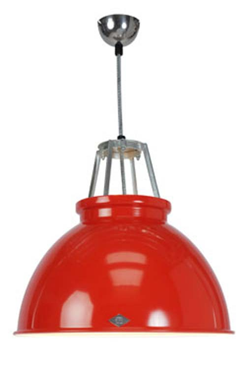 Titan suspension rouge taille GM sans verre. Original BTC.