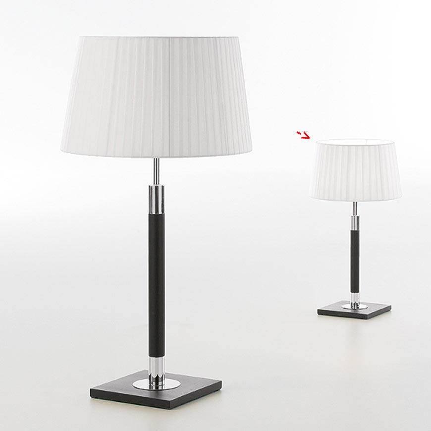 Contrast Wengé lampe PM. Paulo Coelho.