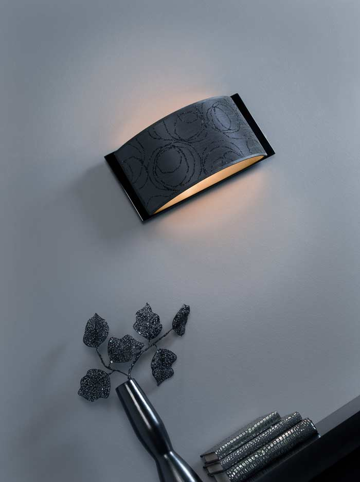 Delta Gloss Gold applique. Paulo Coelho.
