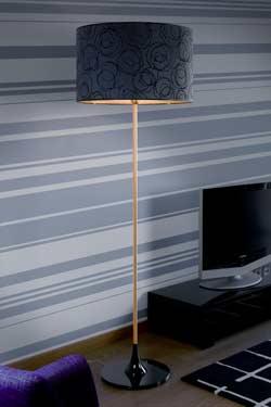 Delta Gloss Gold lampadaire. Paulo Coelho.