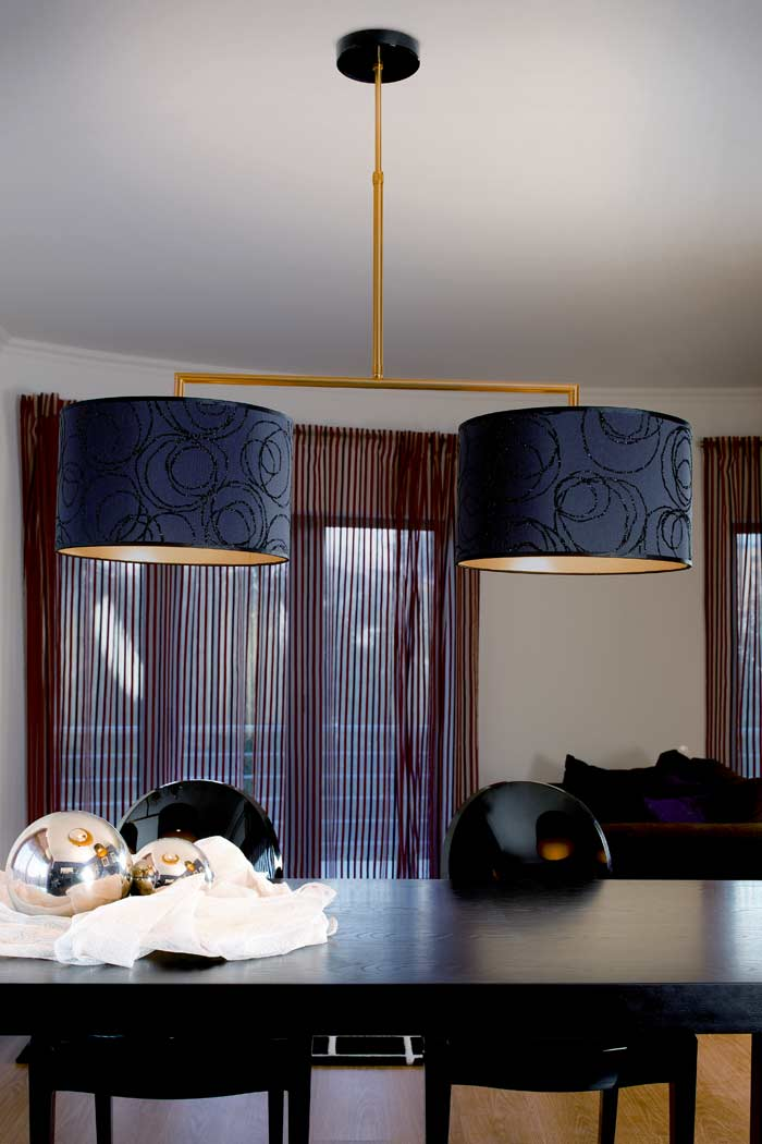 Delta Gloss Gold suspension double. Paulo Coelho.