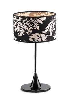 Delta Gloss lampe PM. Paulo Coelho.
