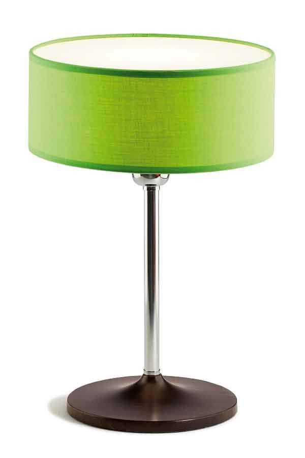 Disco Zen lampe PM verte. Paulo Coelho.