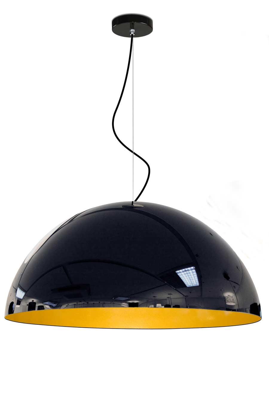 Glow suspension GM intérieur or. Paulo Coelho.