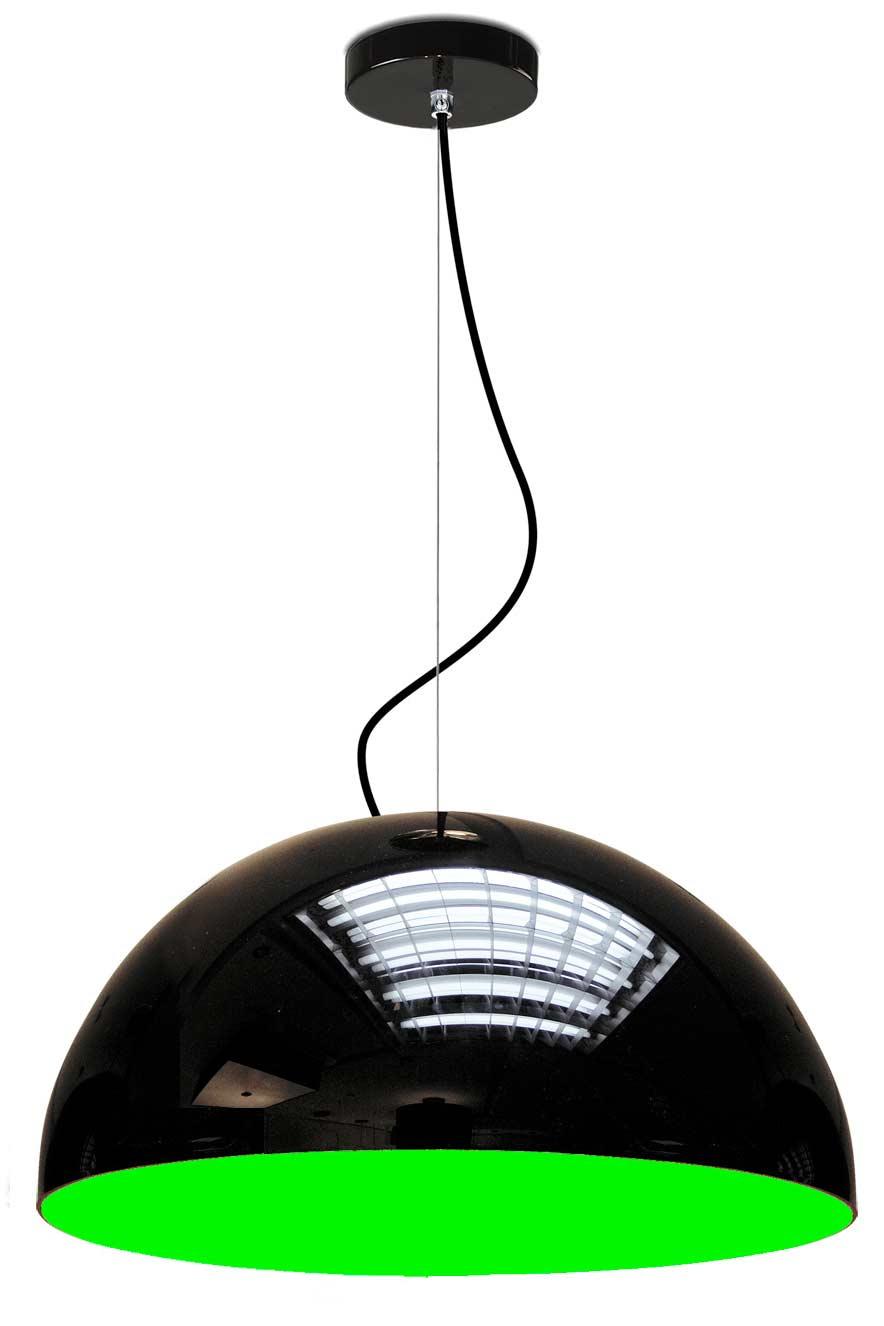 Glow suspension GM intérieur vert. Paulo Coelho.