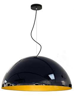 Glow suspension MM intérieur or. Paulo Coelho.