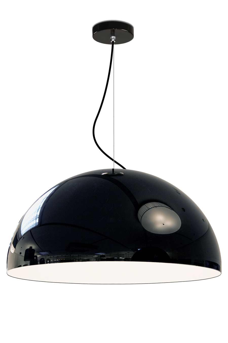Glow suspension PM intérieur blanc. Paulo Coelho.