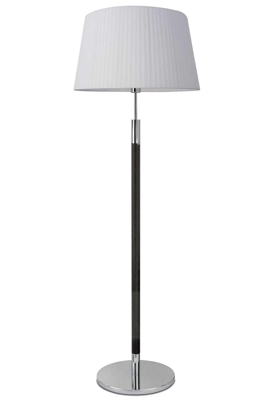 Loop Wengé lampadaire . Paulo Coelho.
