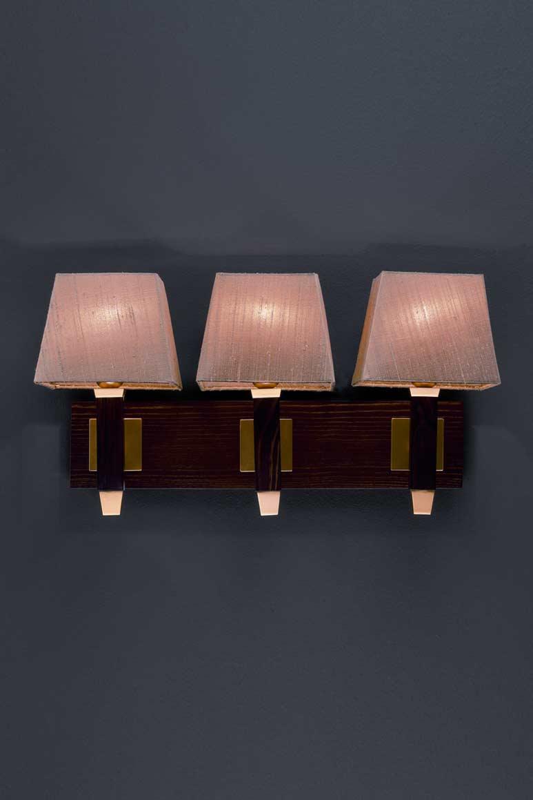 Prisma Zen Gold applique triple. Paulo Coelho.
