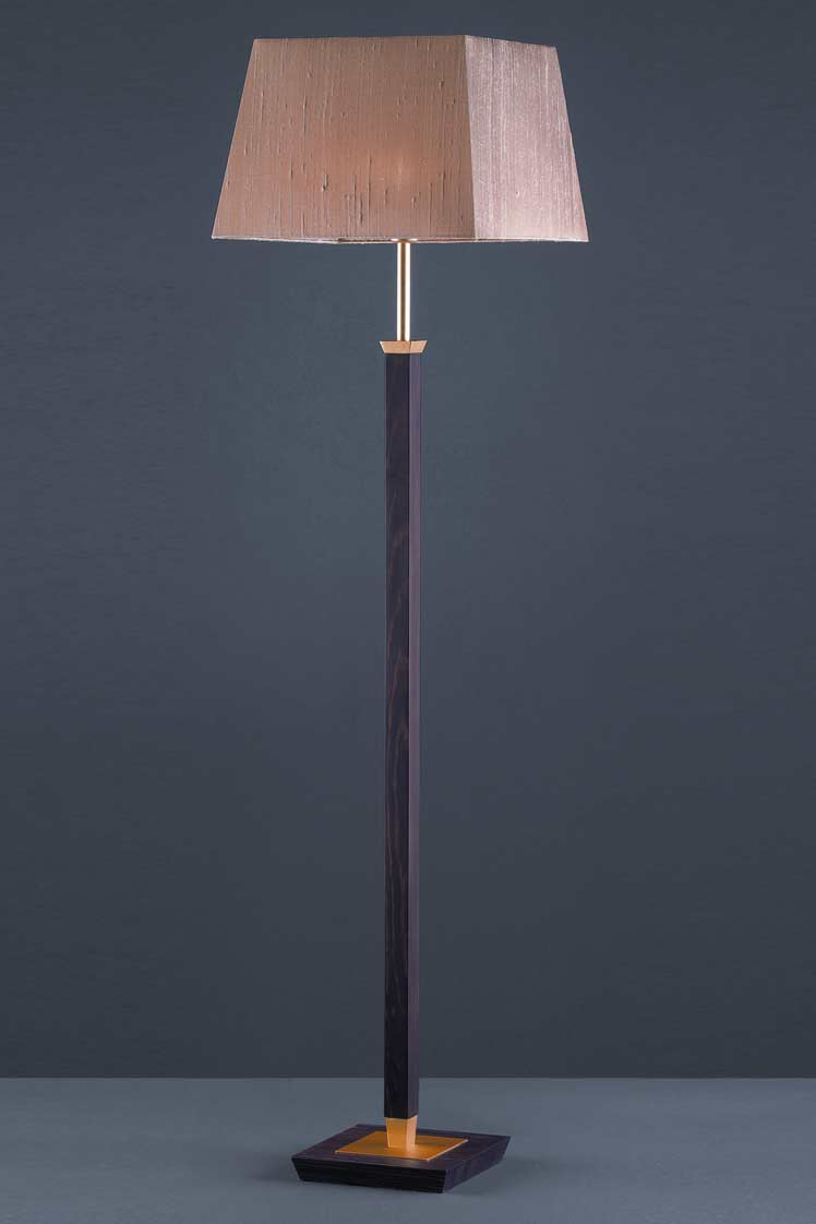 Prisma Zen Gold lampadaire. Paulo Coelho.